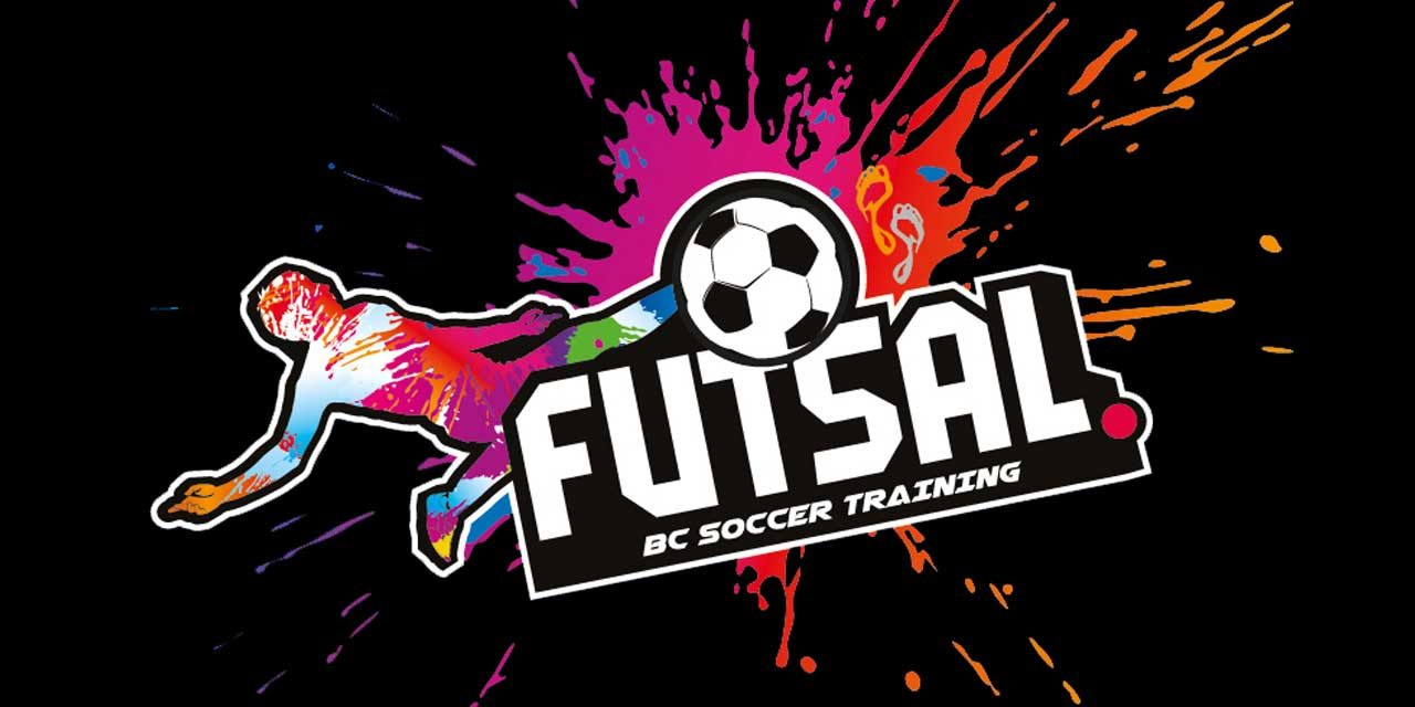Keep your kids moving & building skills with local Futsal classes & camps from BC Soccer Training