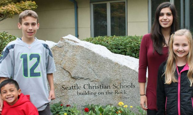 SPONSORED: Seattle Christian School Open House is this Thurs., Nov. 7