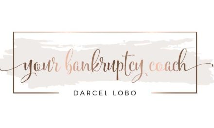 Darcel Lobo launches new business 'Your Bankruptcy Coach'