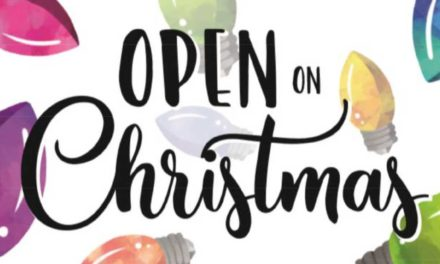 REMINDER: Taproot Theatre's 'Open on Christmas' will be this Sunday, Dec. 22