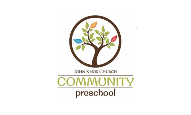 JOBS: Part-Time Preschool Teachers needed for John Knox Community Preschool