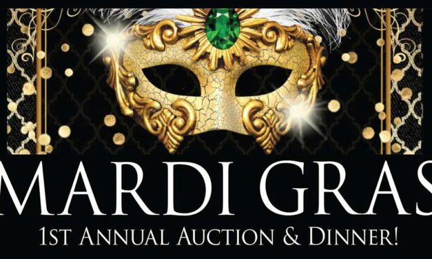 Mardi Gras Dinner & Auction for 'Friends of Normandy Park' will be Sat., Mar. 28