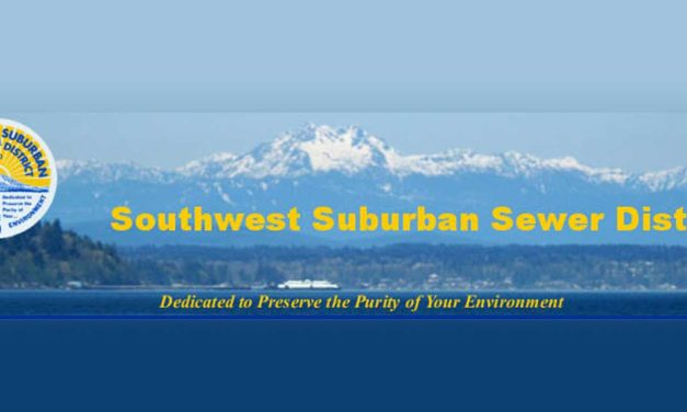 An update for Customers of Southwest Suburban Sewer District