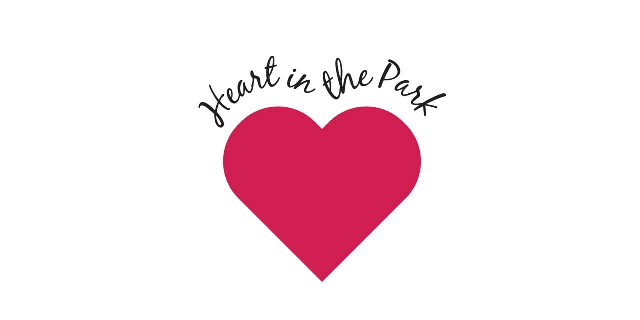 Let the world know your Heart is with them during this pandemic – display a 'Heart in the Park'