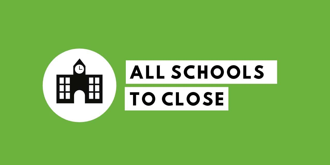 Gov. Inslee announces closure of schools – including all Highline Public Schools