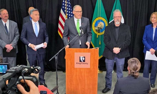 Gov. Inslee will shutdown all restaurants & bars; limit size of gatherings Monday