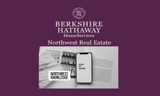 Berkshire Hathaway HomeServices Northwest Real Estate: Quarantined Weekend Events Planner