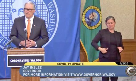 Gov. Inslee extends 'Stay Home, Stay Healthy' order for another month