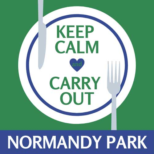 VIDEO: #ShanzDev wants you to 'Keep Calm And Carry Out' in Normandy Park! 1