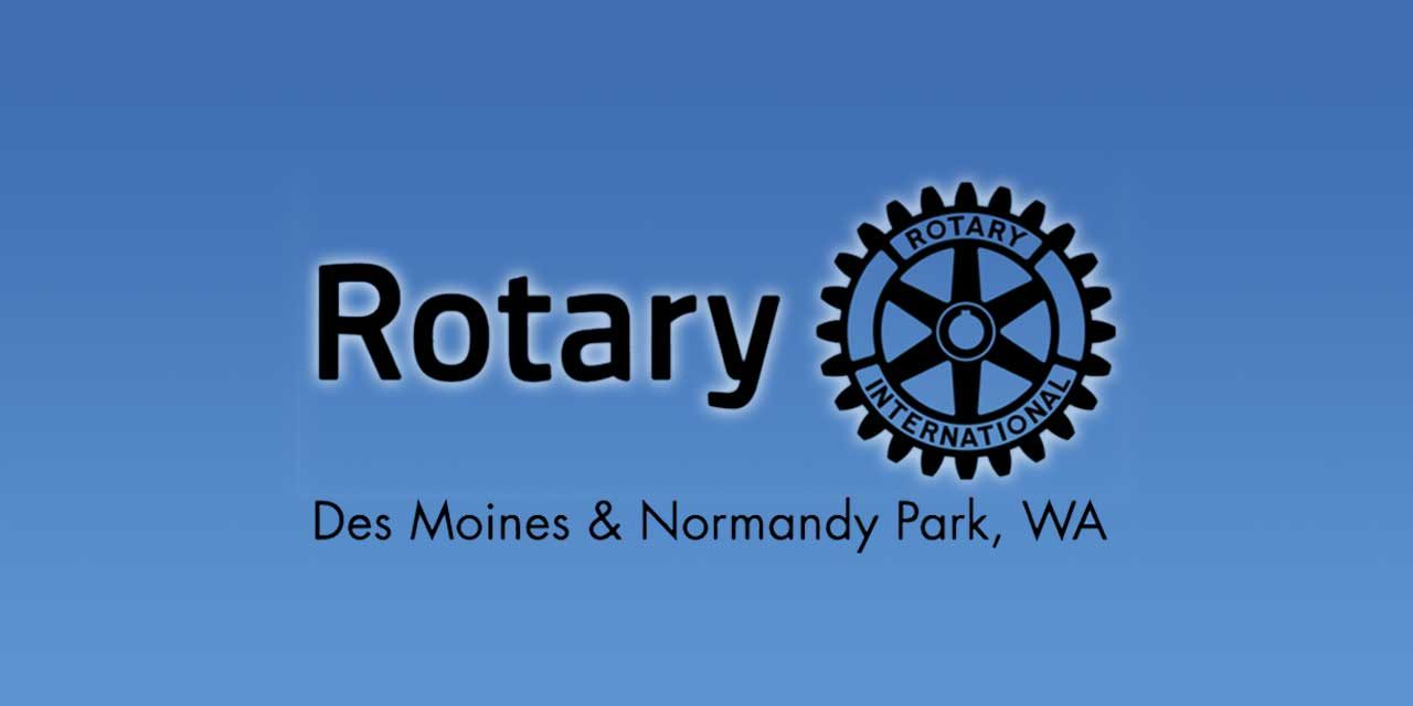 Rotary Club of Des Moines and Normandy Park taps reserves to fund pandemic needs