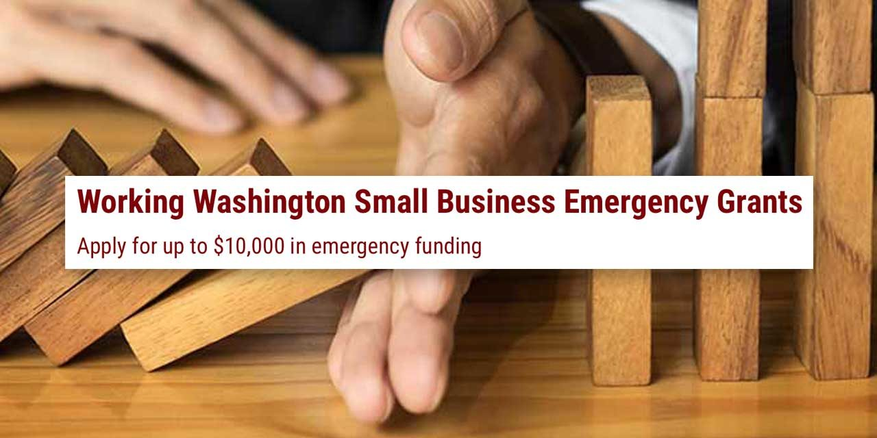 Gov. Inslee announces $5M grant program for small businesses; here's how to apply