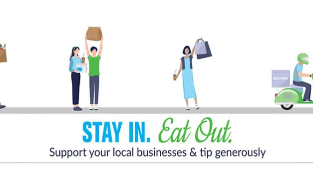 Please EAT LOCAL in SeaTac to help local businesses…Stay In, Eat Out!