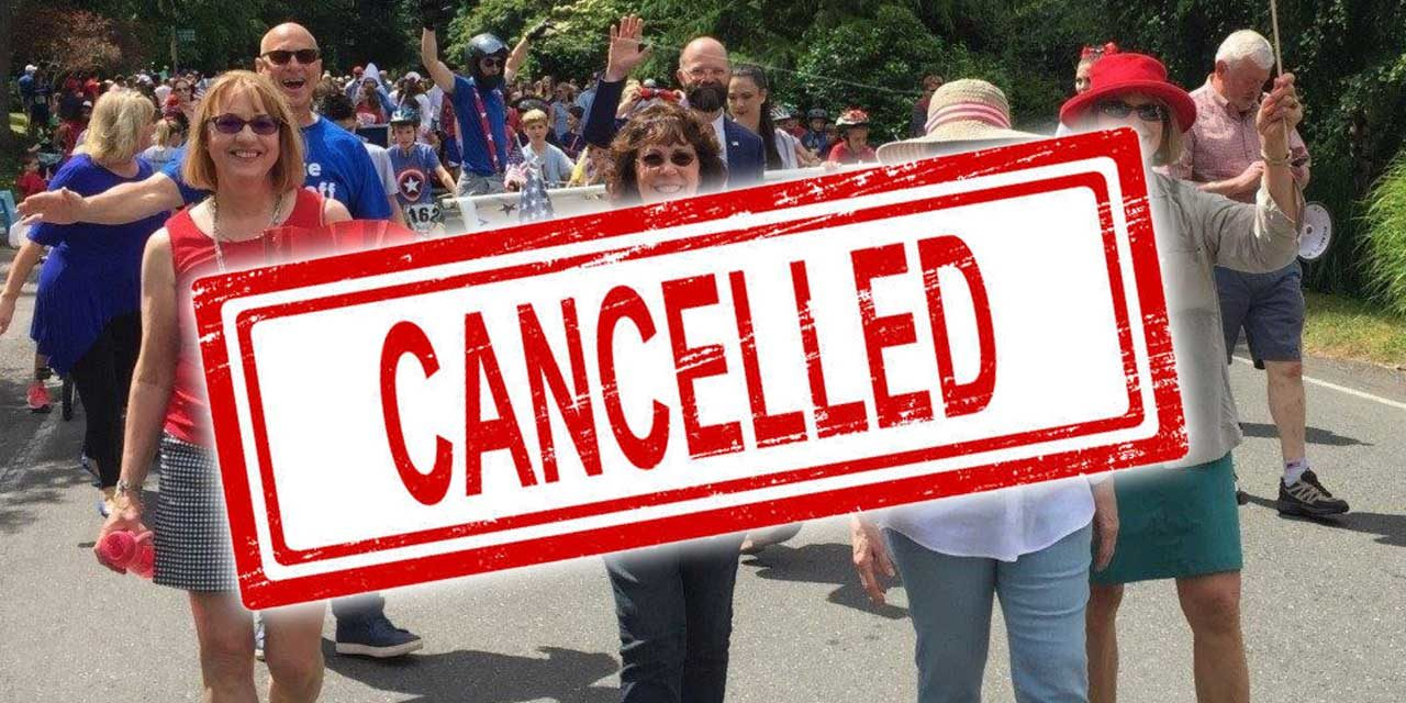 Due to COVID-19, Normandy Park's annual 4th of July celebration has been cancelled