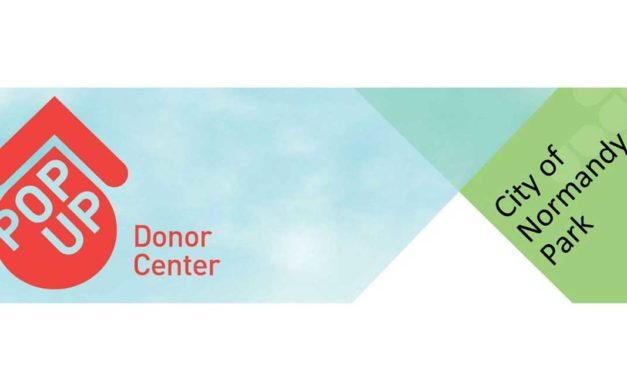Donors needed for Pop-Up Blood Drives in Normandy Park starting June 1