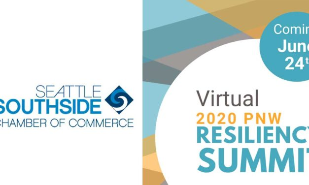 Seattle Southside Chamber's virtual 'Resiliency Summit' to help local economy recover will be June 24