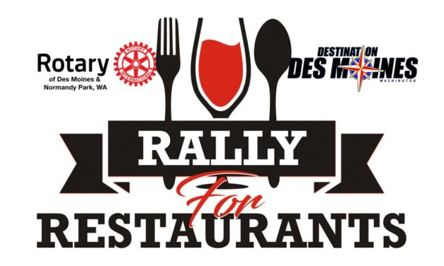 'Rally for Restaurants' will help local eateries in Normandy Park, Des Moines
