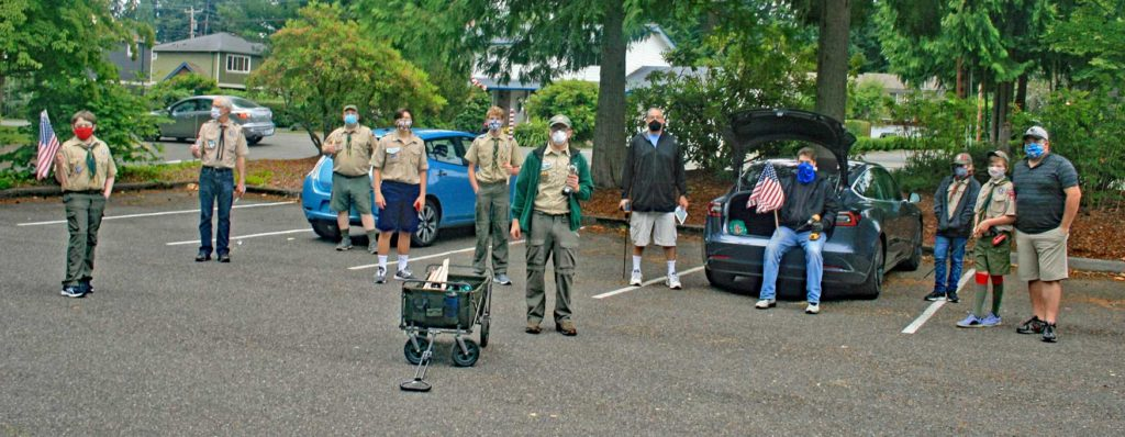 VIDEO: Watch Normandy Park's COVID-safe 4th of July Car Parade 2