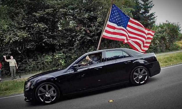 VIDEO: Watch Normandy Park's COVID-safe 4th of July Car Parade