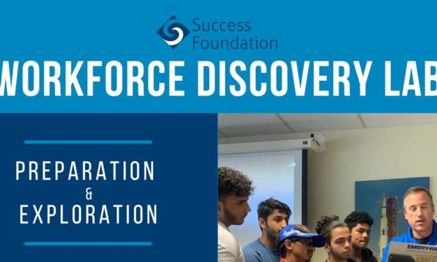 Applicants sought for Success Foundation's Workforce Discovery Lab this summer