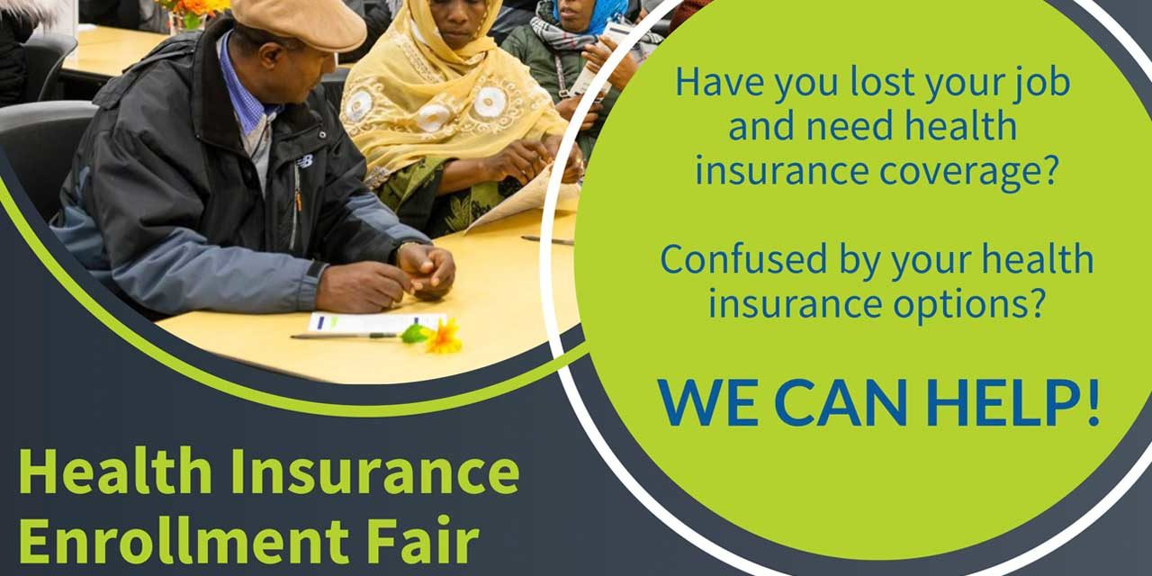FREE Health Insurance Enrollment Fair will be Thursday, Sept. 24 at airport
