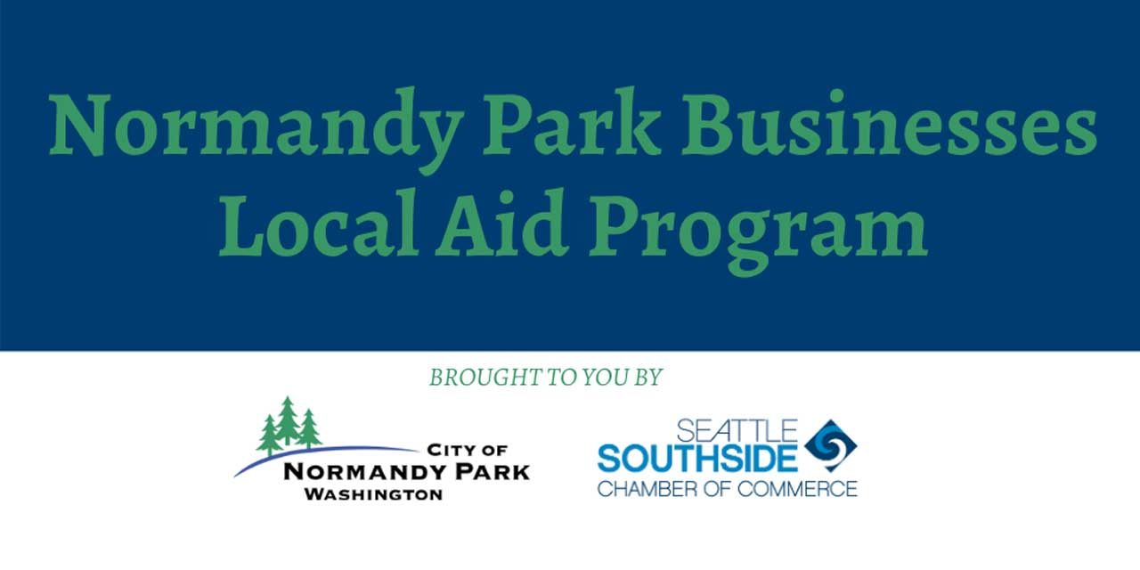 Chamber, City of Normandy Park launch CARES Relief for small businesses
