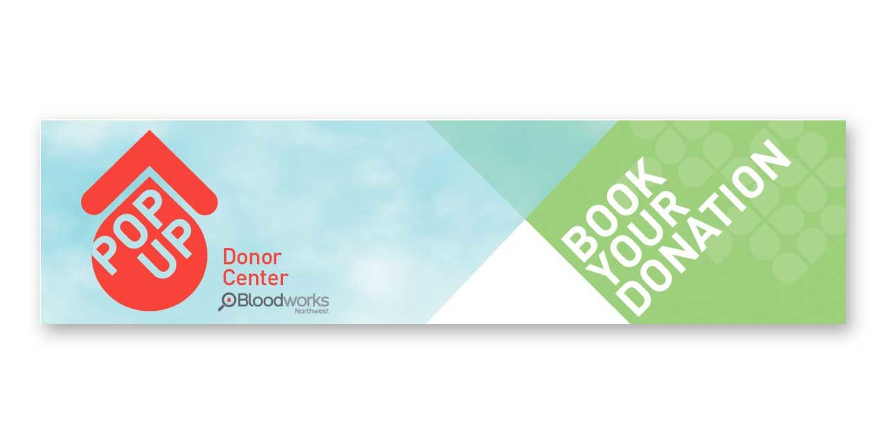 Donors needed for Pop-Up Blood Center on Oct. 6, 8 & 10 at Normandy Park City Hall