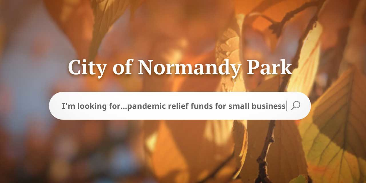 Phase 2 of funding to help Normandy Park Small Businesses launched