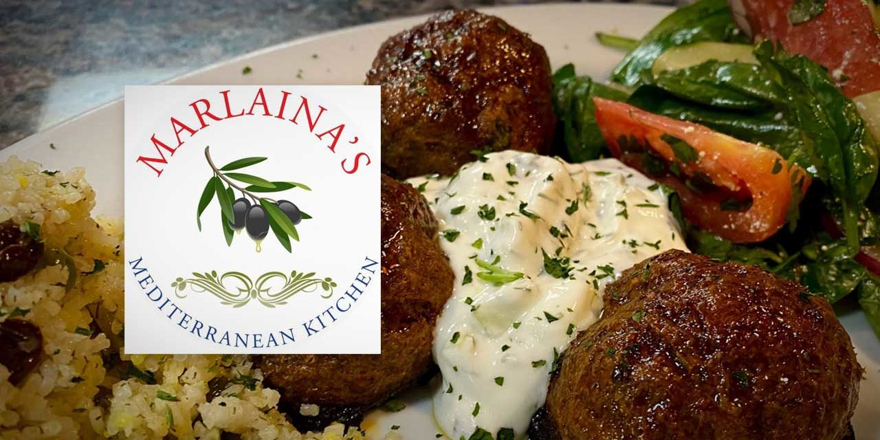 With new indoor dining restrictions in place, Marlaina's Mediterranean Kitchen adapts