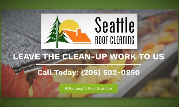 More rain expected, so schedule now for roof and gutter cleaning from locally-owned Seattle Roof Cleaning