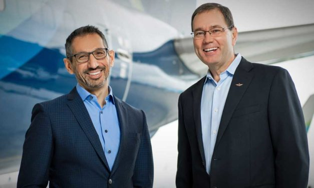Brad Tilden retiring as CEO of Alaska Airlines