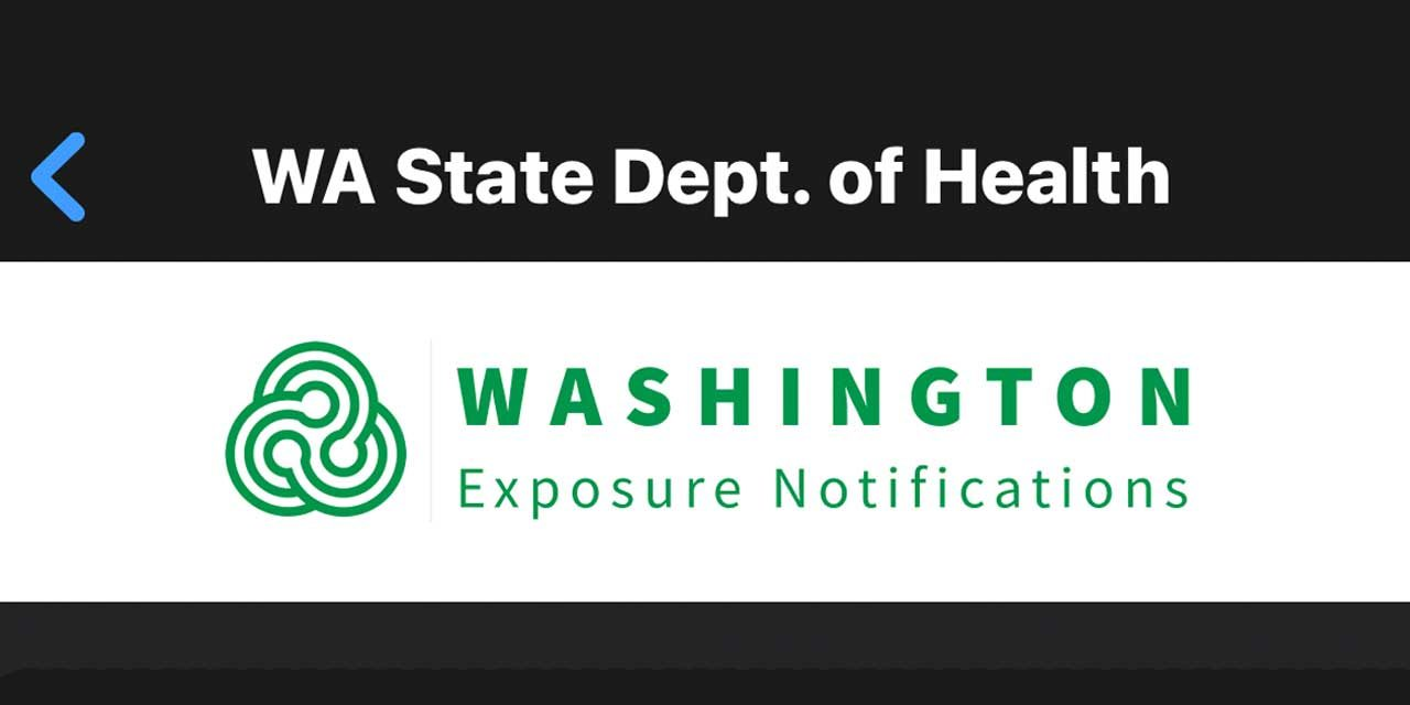 State releases new COVID-19 exposure notification smartphone tool 'WA Notify'