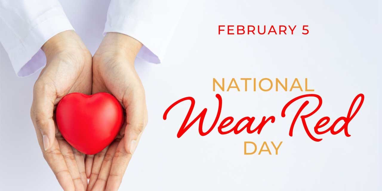 'Go Red For Women' this Friday, Feb. 5 AND hunt for Hearts in Normandy Park