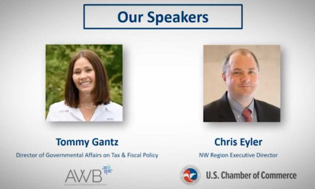VIDEO: Seattle Southside Chamber SMART Webinar offers COVID relief updates for businesses
