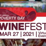 Enter to win wine at Saturday's Poverty Bay Wine Virtual Wine Festival