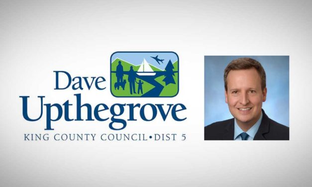 King County Councilmember Dave Upthegrove: A Better Future for Families