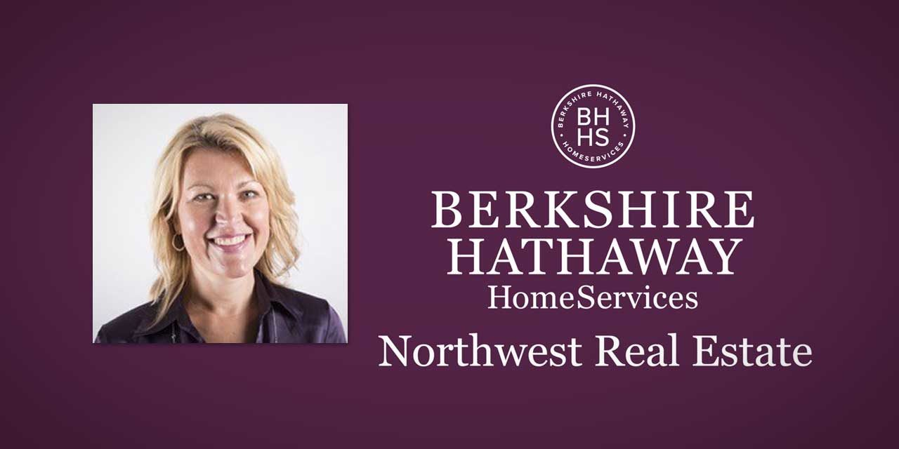 Laurel Robinson is a new Agent at Berkshire Hathaway HomeServices Northwest Real Estate