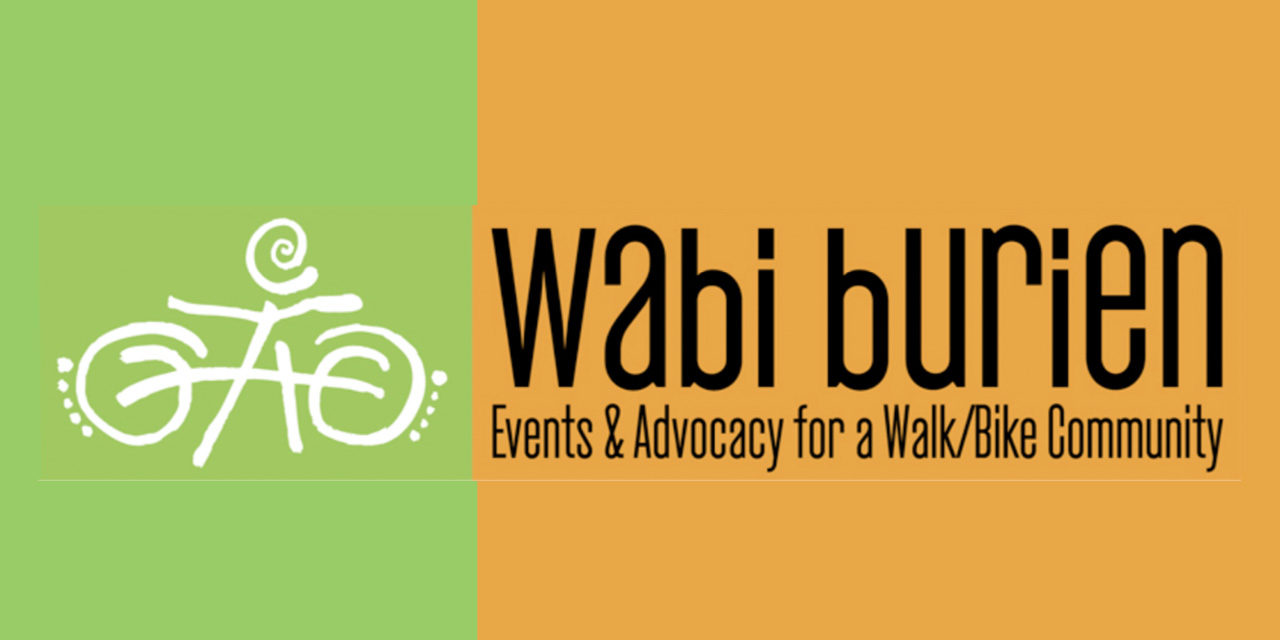 Normandy Park Walk with WABI will be Wednesday, April 21