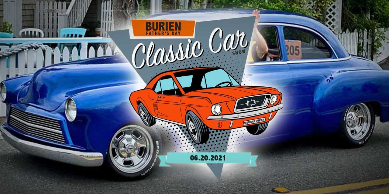 Father's Day Car Show returning to Burien this Sunday, June 20