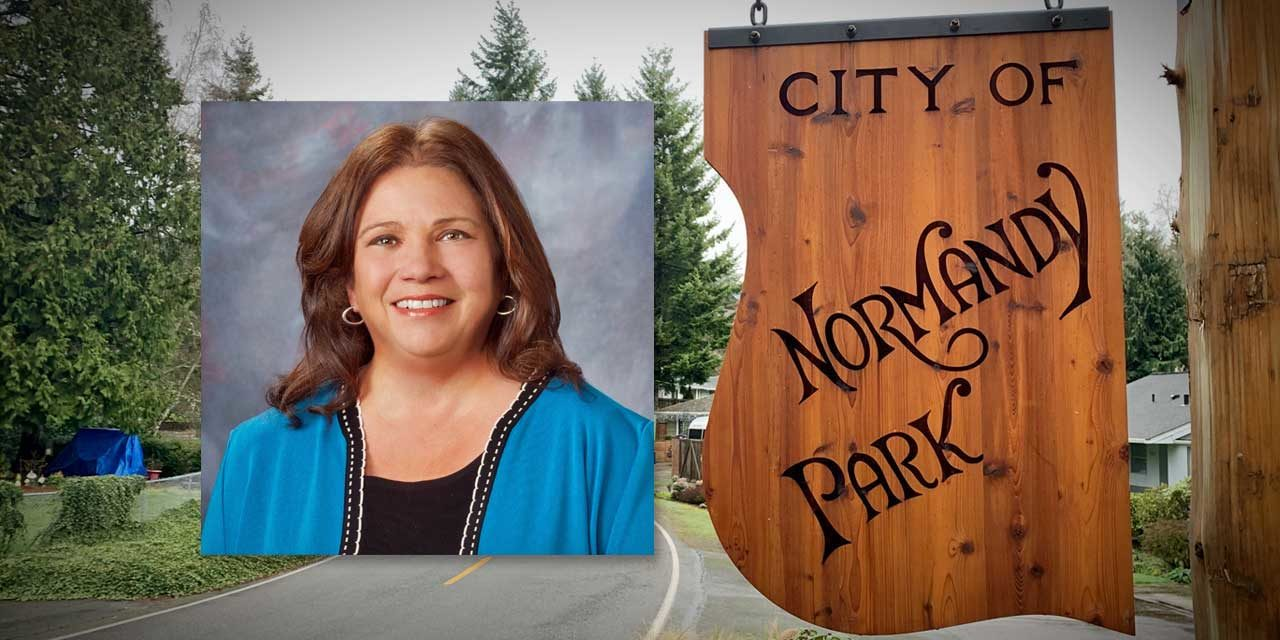 Amy Arrington is Normandy Park's new City Manager