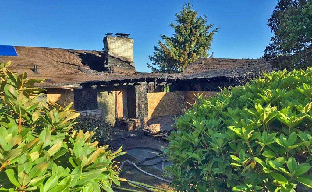 Fire burns home in Normandy Park Tuesday afternoon 3