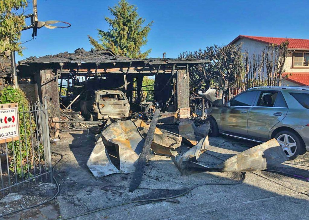 Fire burns home in Normandy Park Tuesday afternoon 4
