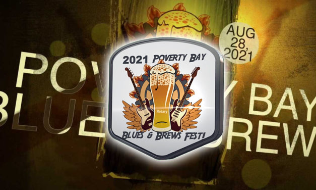 Got tix yet? Just 1 week until the 2021 Poverty Bay Blues & Brews Festival in Des Moines