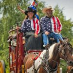 PHOTOS: Scenes from the 2021 Normandy Park 4th of July Parade