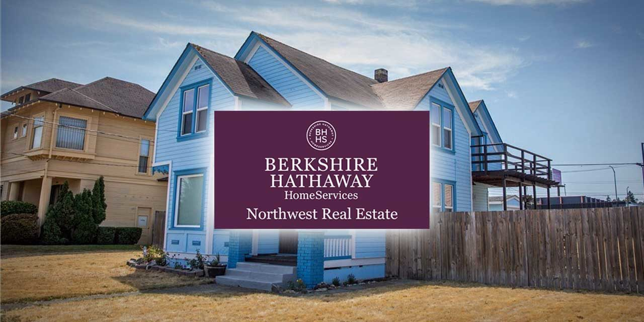 Berkshire Hathaway HomeServices Northwest Real Estate Open House: recently remodeled Victorian in Tacoma