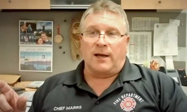 VIDEO: Fire Chief reminds of extreme fire danger and wants you to NOT set off fireworks