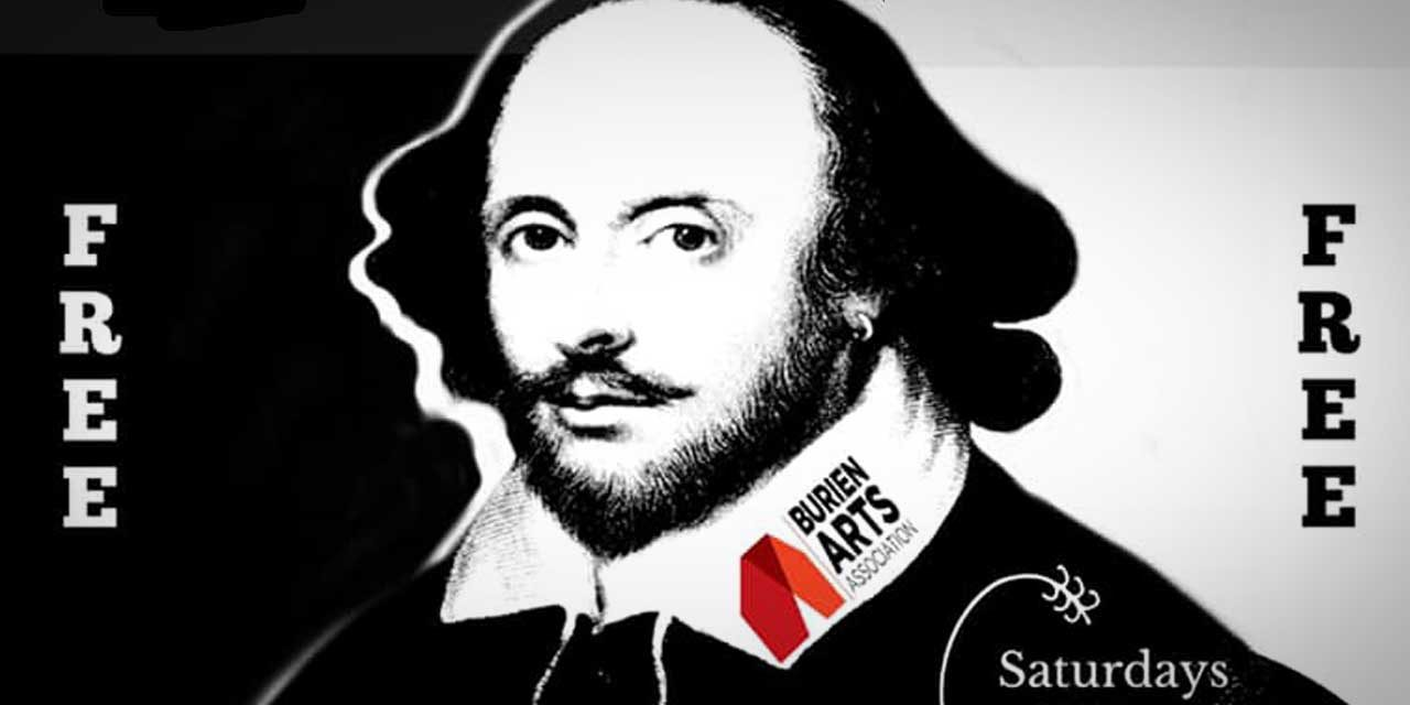 Enjoy FREE Shakespeare in the Park on July 31 & Aug. 7 at Marvista Park