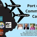 Online Candidate Forum for Port of Seattle Commissioner positions will be Thurs., July 22