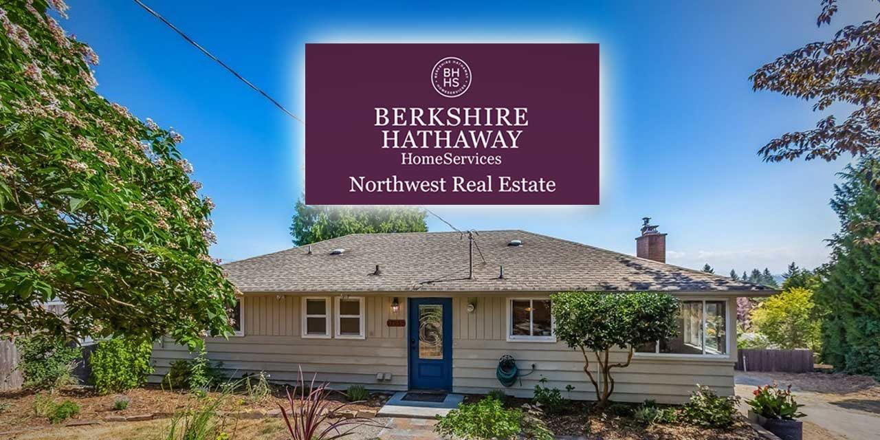 Berkshire Hathaway HomeServices Northwest Real Estate Open Houses: SeaTac, Des Moines, Seattle, Ballard and Tacoma