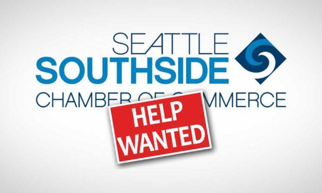 JOBS: Seattle Southside Chamber seeking to hire for two key positions
