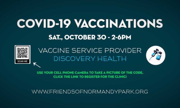 Free COVID-19 vaccinations will be given out at 'Thrill the World' event Oct. 30
